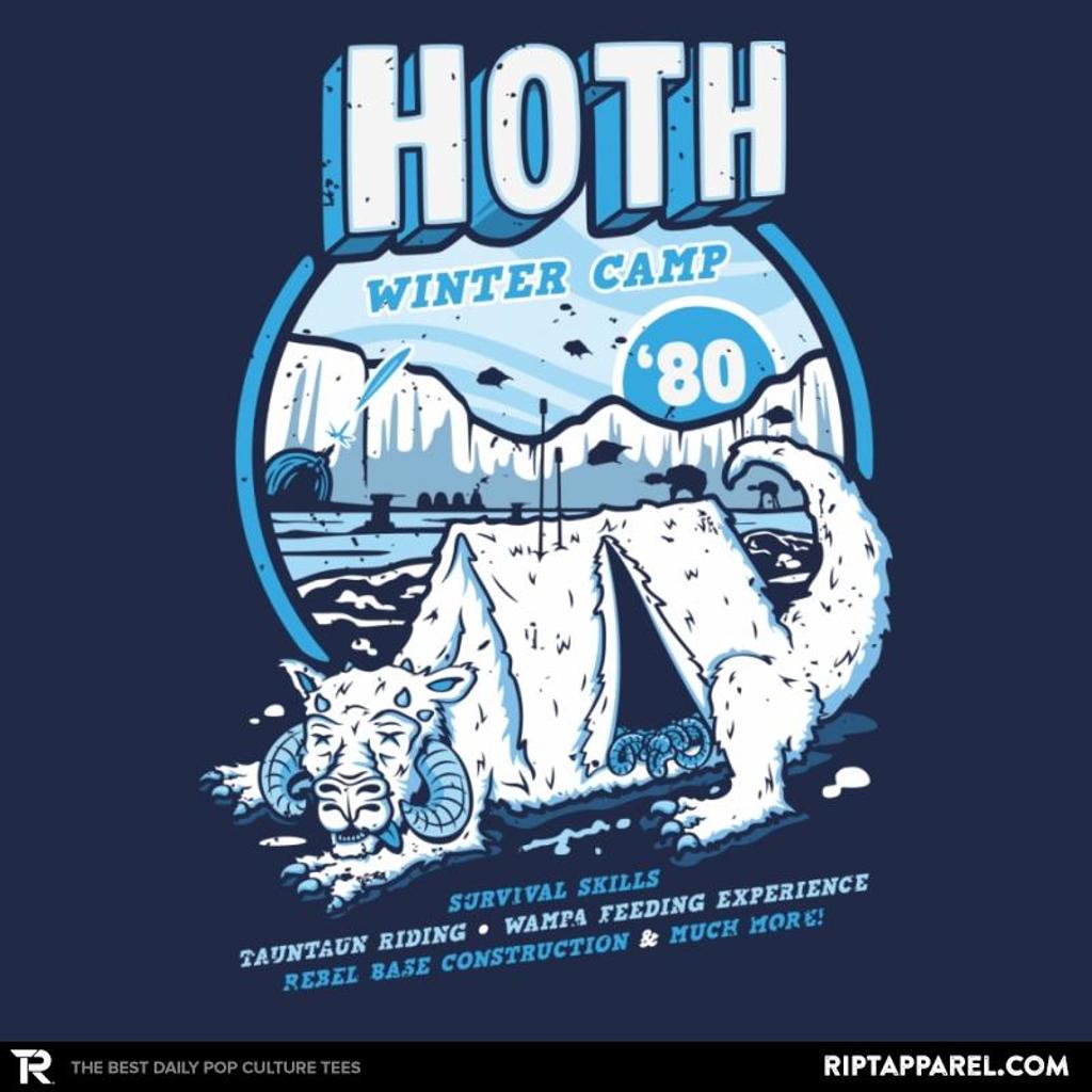 Ript: Hoth Winter Camp