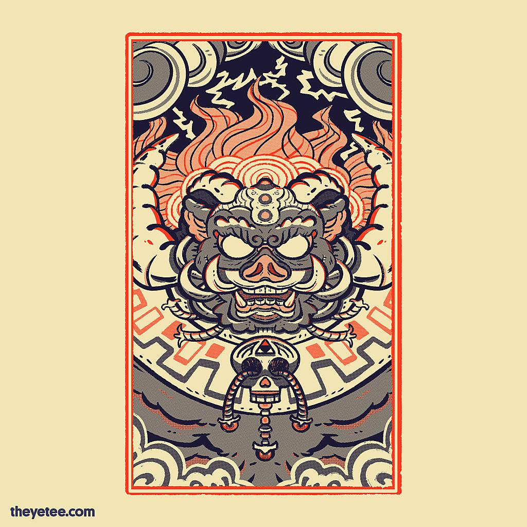 The Yetee: Gyūmaō Hakkai Gannon