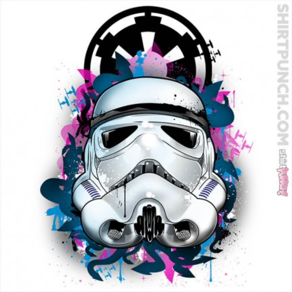 ShirtPunch: Trooper Style