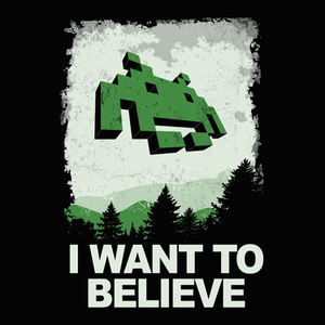 Wistitee: I Want To Believe