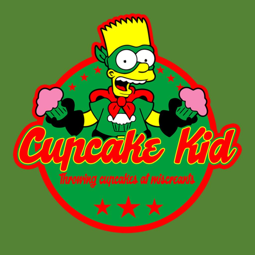 NeatoShop: The cupcake kid