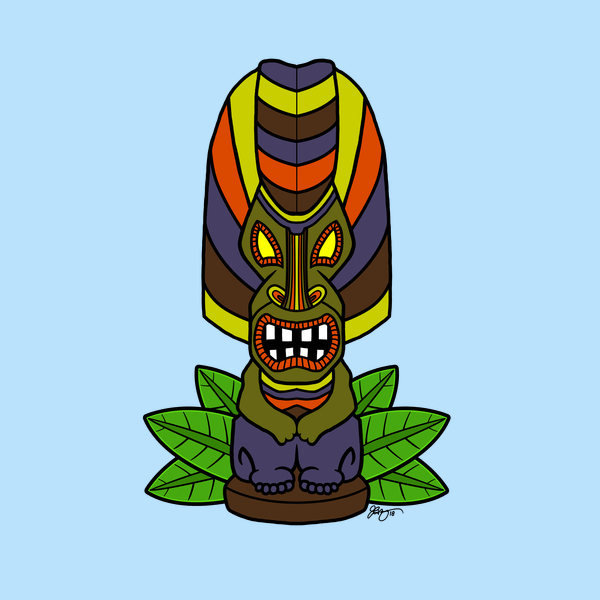 NeatoShop: The Great Tiki