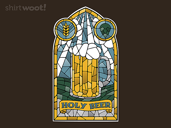 Woot!: Holy Beer