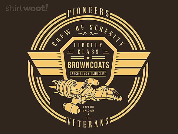 Woot!: Crew of Serenity