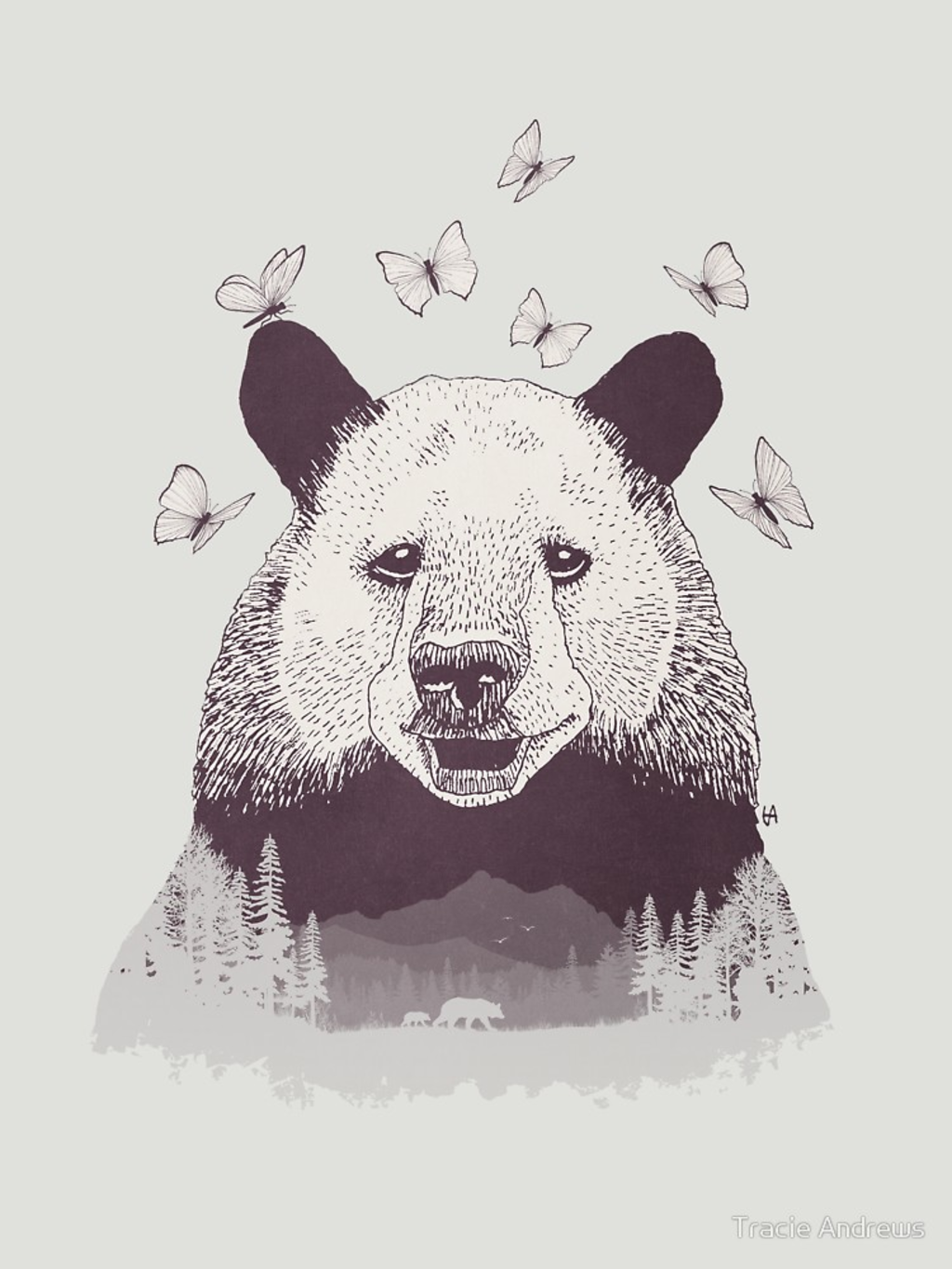 RedBubble: Let's Bear Friends