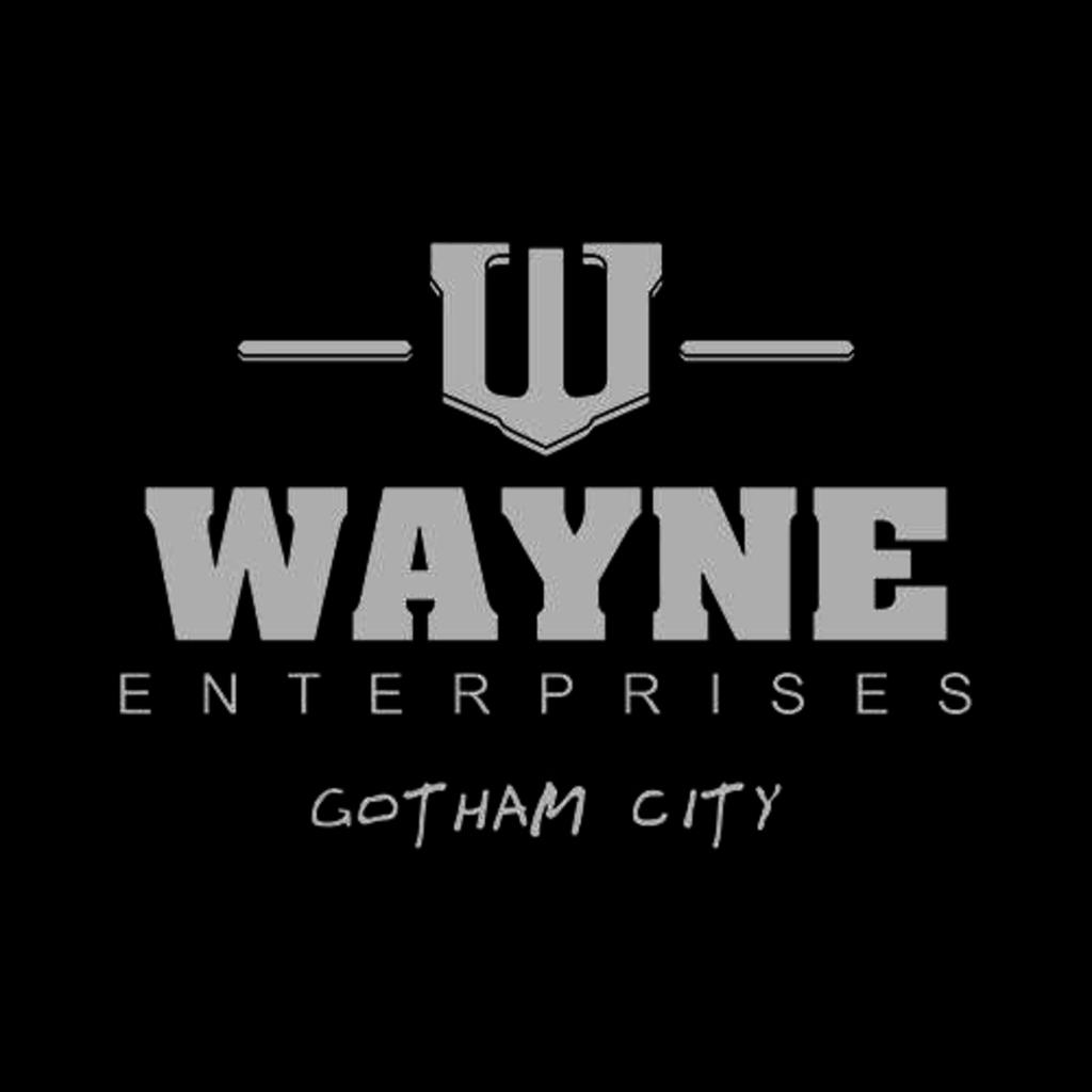 Five Finger Tees: Wayne Enterprises T-Shirt