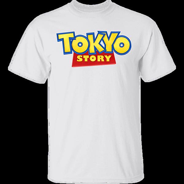 Pop-Up Tee: Tokyo Story