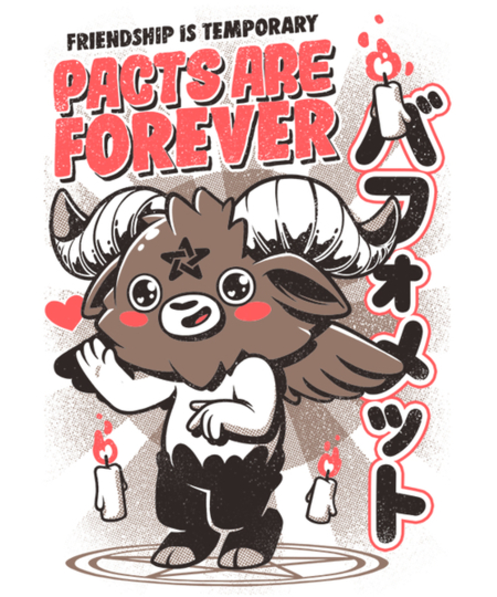 Qwertee: Pacts Are Forever