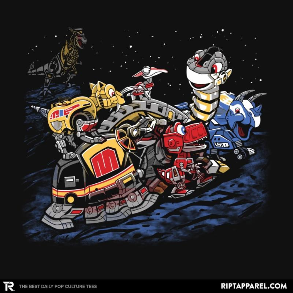 Ript: Zords Before Time