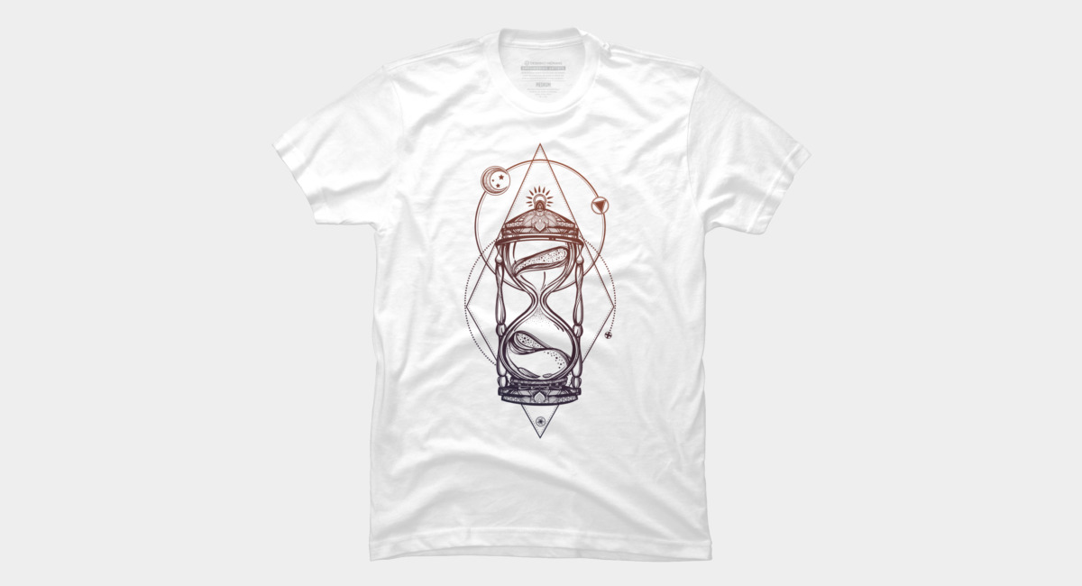 Design by Humans: Hourglass