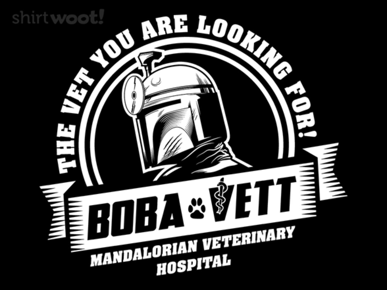 Woot!: Boba Vett - $15.00 + Free shipping