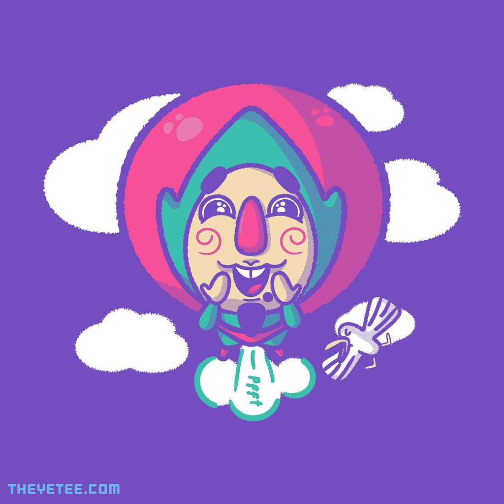 The Yetee: Pfft