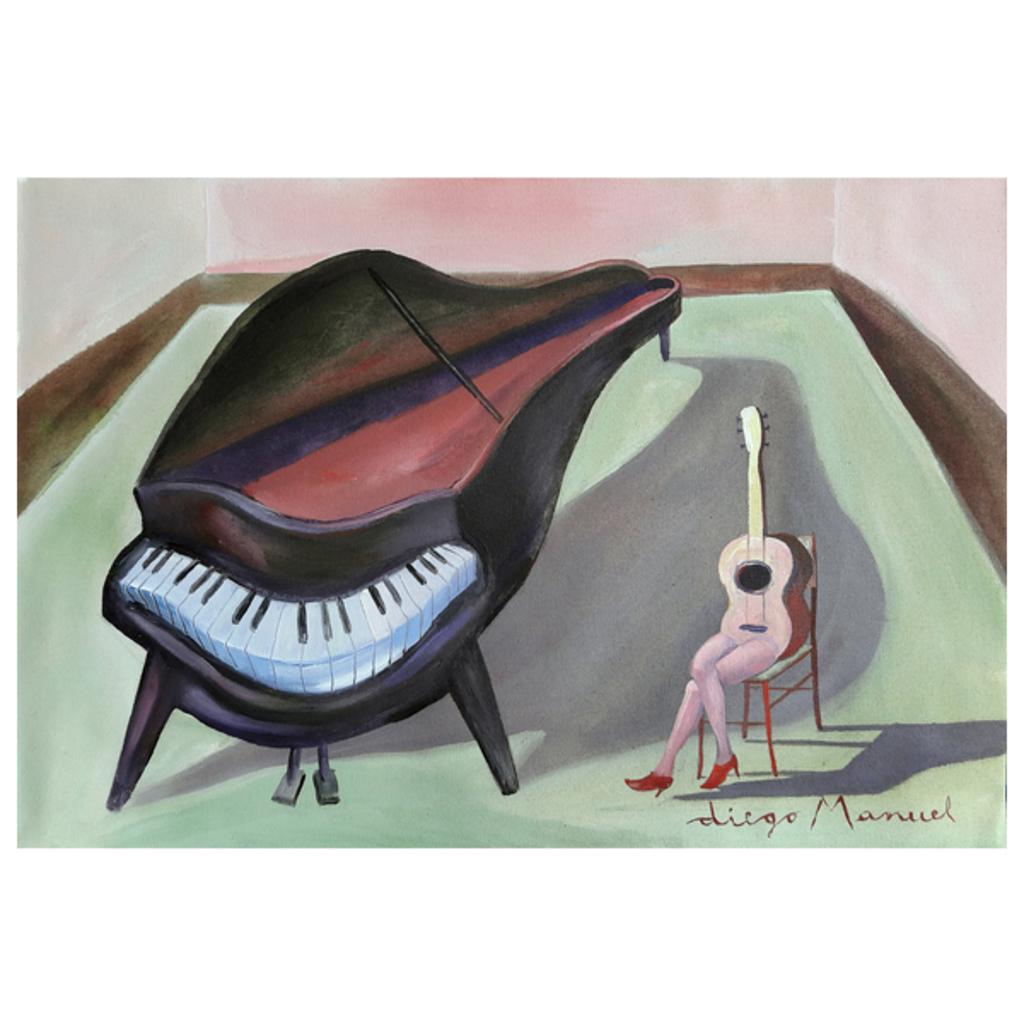 NeatoShop: Piano and guitar