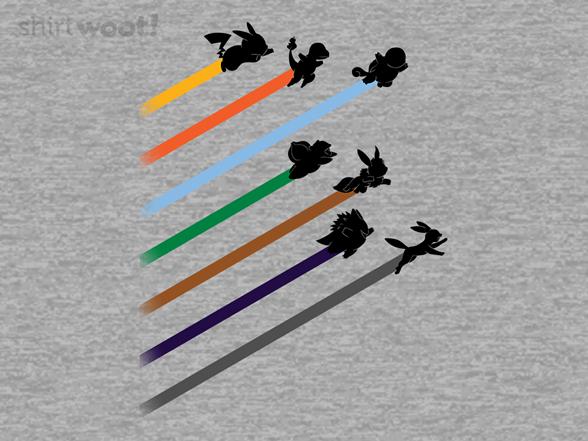 Woot!: Pokestripes