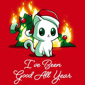 TeeTurtle: I've Been Good All Year