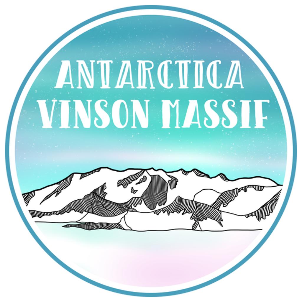 NeatoShop: Vinson Massif  Antarctica