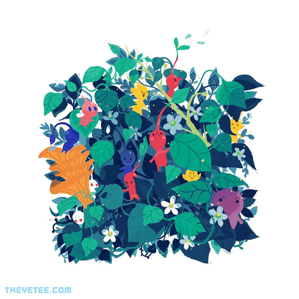 The Yetee: Seedlings