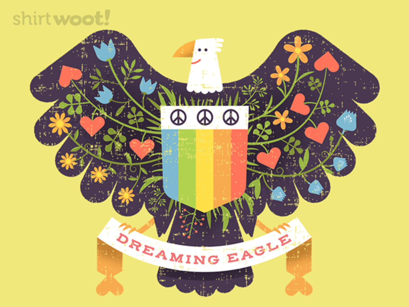 Woot!: Dreaming Eagle - $15.00 + Free shipping
