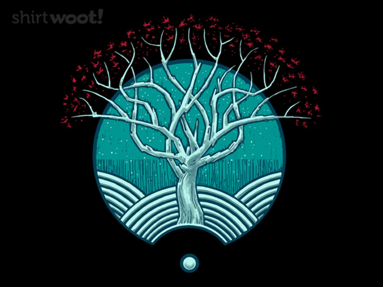 Woot!: Winter at the Wall