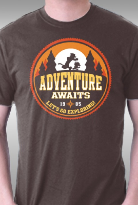 TeeFury: Let's Go Exploring!