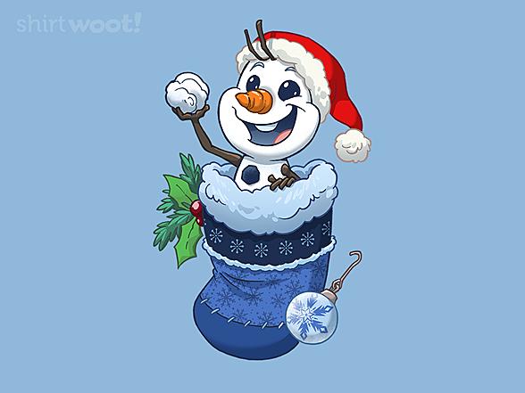 Woot!: Warm Hugs Stocking Stuffer