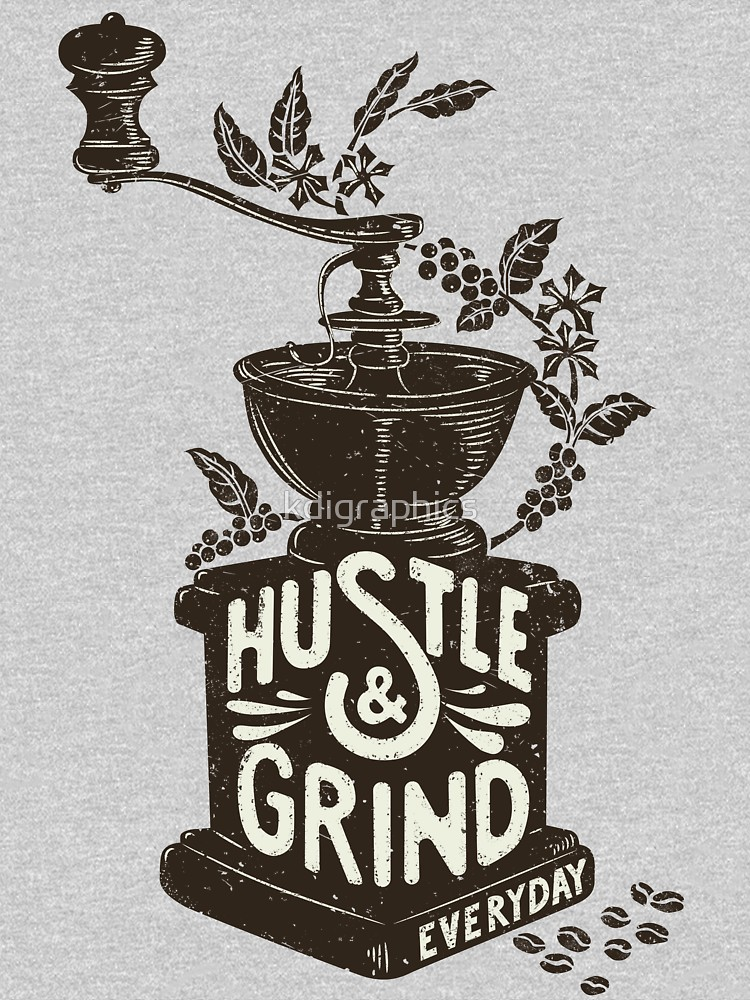 RedBubble: Hustle and Grind