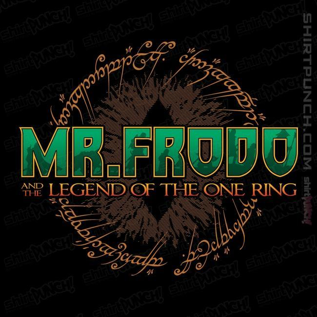 ShirtPunch: Mr. Frodo