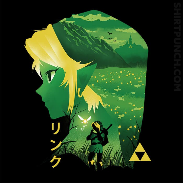 ShirtPunch: Hyrule Hero