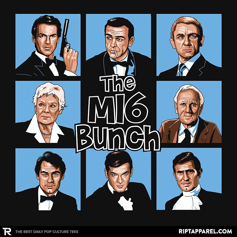 Ript: The Secret Agent Bunch