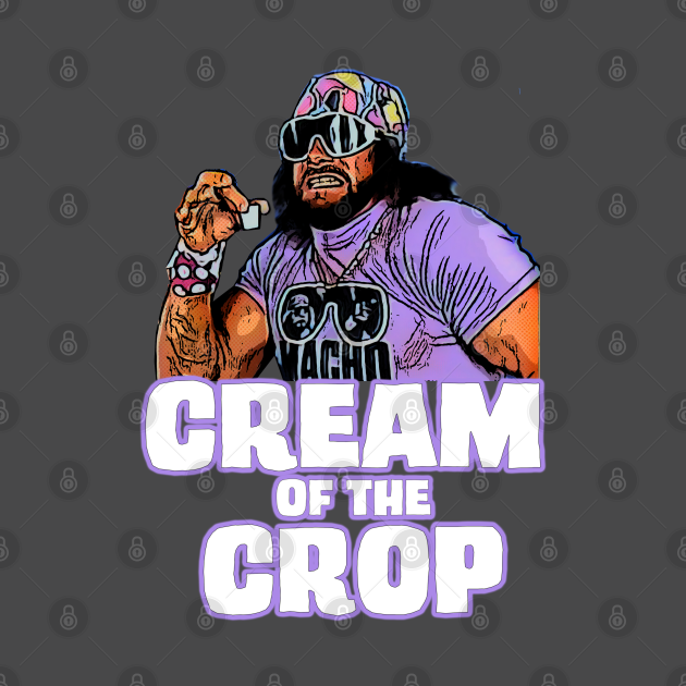 TeePublic: Cream of the Crop