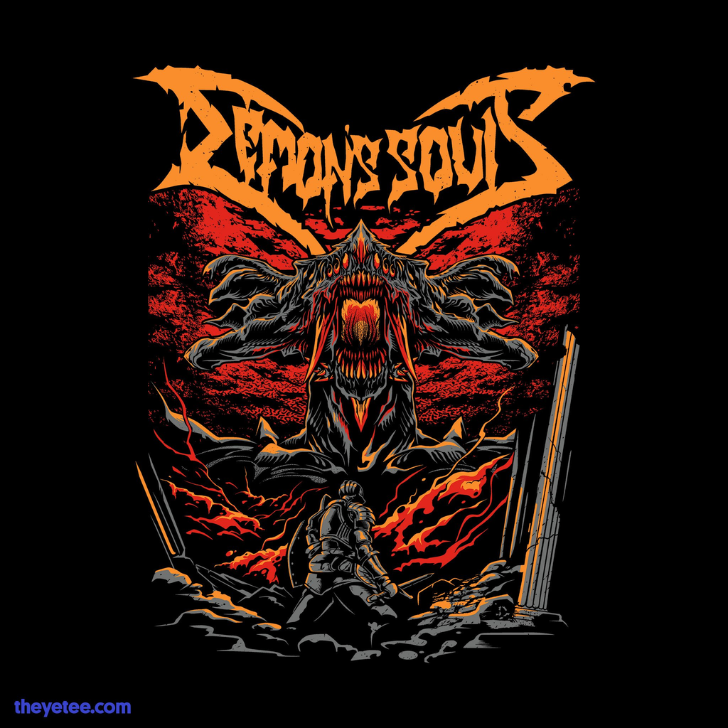 The Yetee: Slay the Dragon