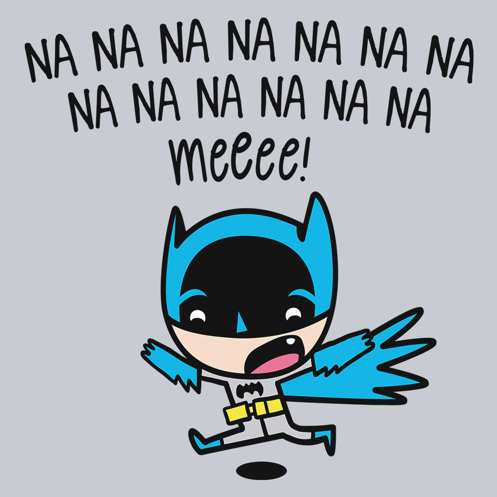 Pop-Up Tee: Little Batboy