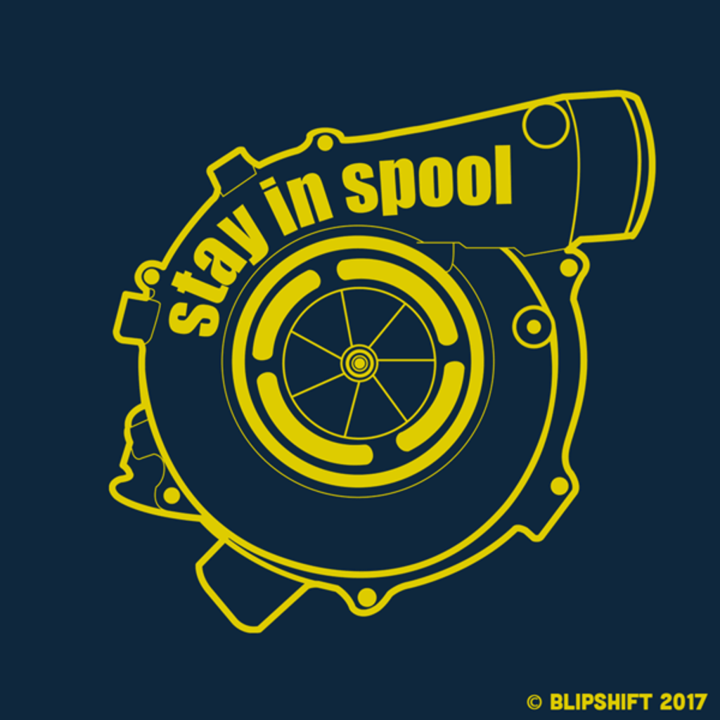 blipshift: Stay In Spool IV