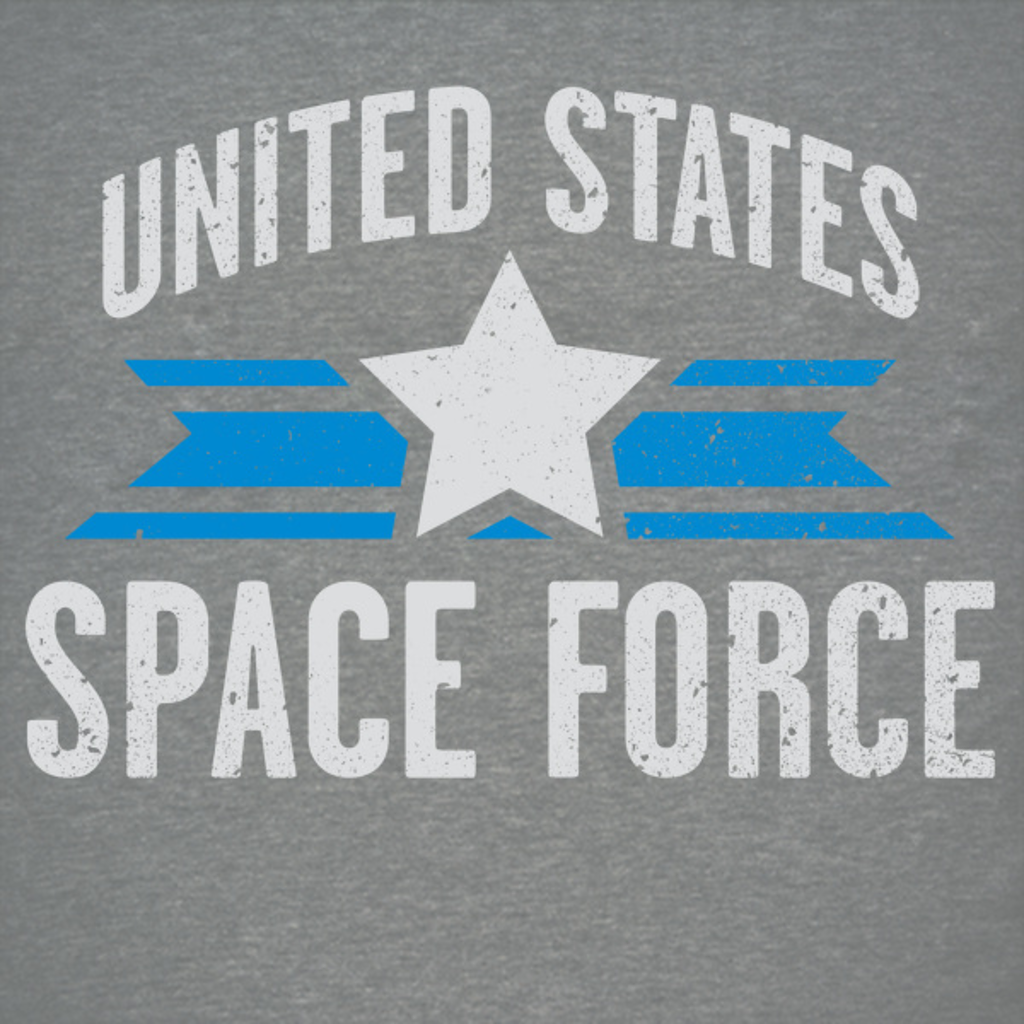 NeatoShop: SPACE FORCE 12