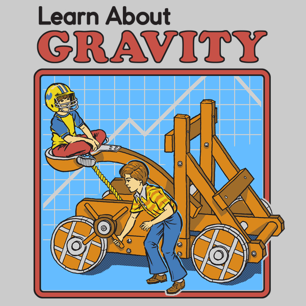 NeatoShop: Learn about Gravity