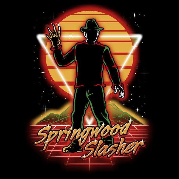 NeatoShop: Retro Springwood Slasher