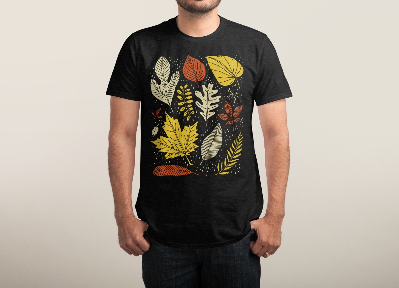Threadless: Simply Leaves