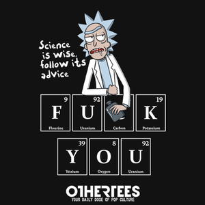 OtherTees: Science is wise