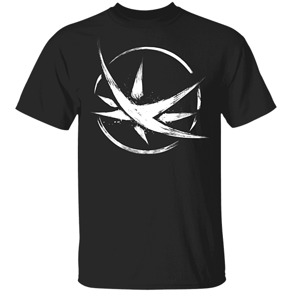 Pop-Up Tee: The Obsidian Star Symbol