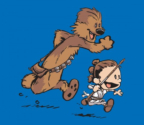 TeeFury: New Adventures Awaken