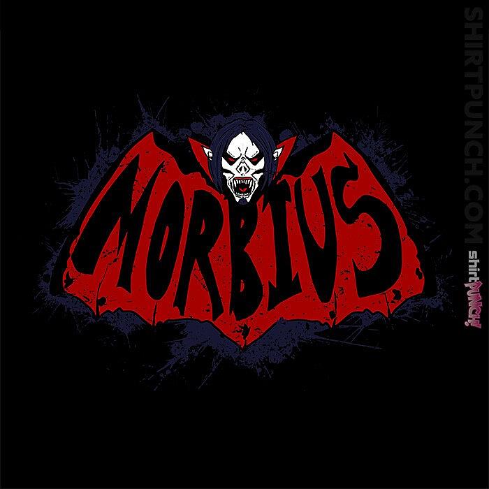 ShirtPunch: Morbius