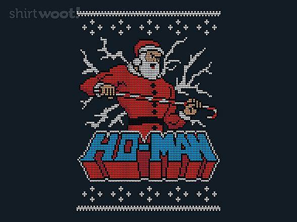 Woot!: Ho-Man