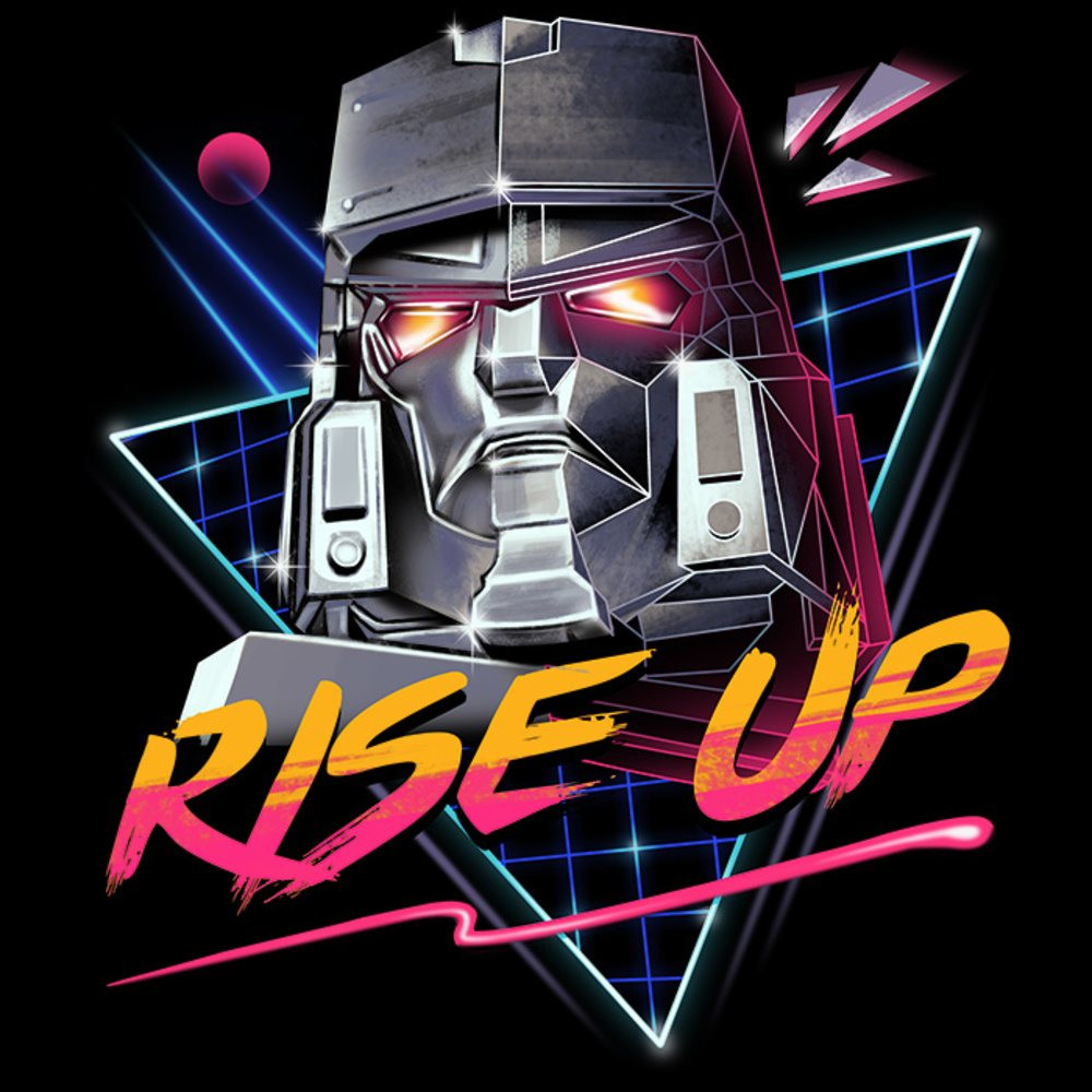 We Heart Geeks: Rise Up