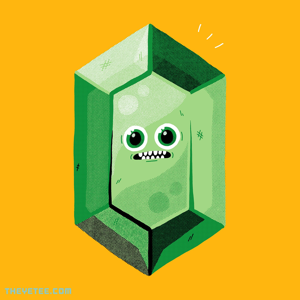 The Yetee: Found It In A Bush