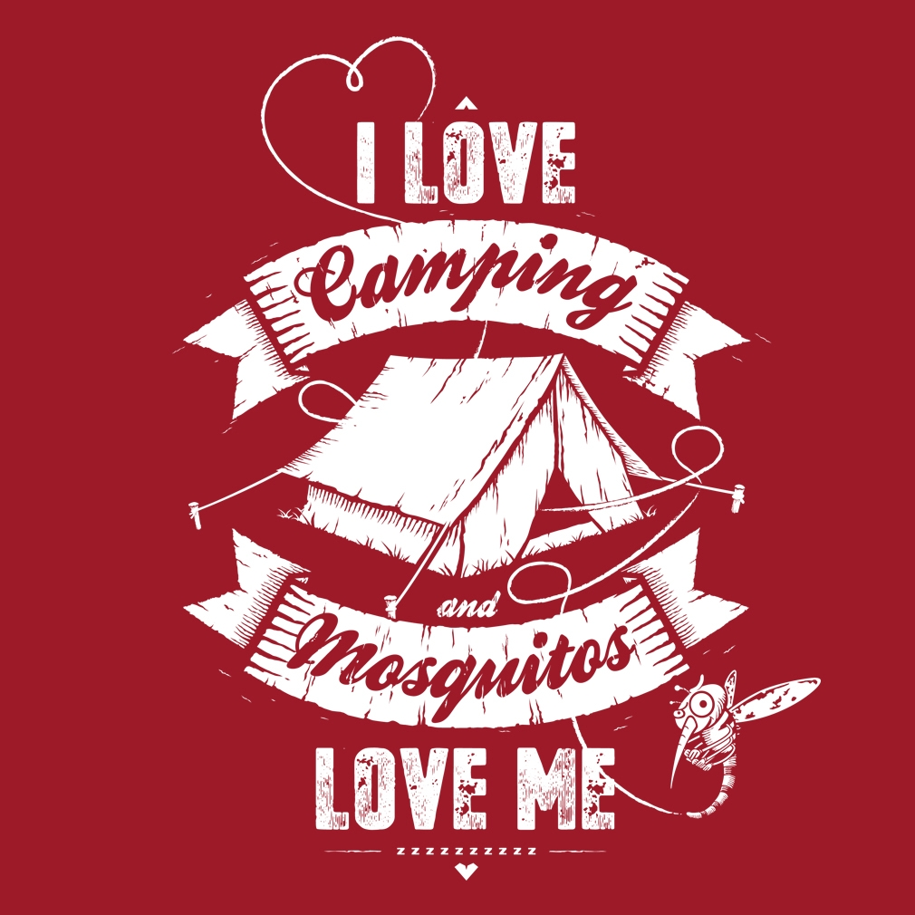 TeeTournament: I love camping