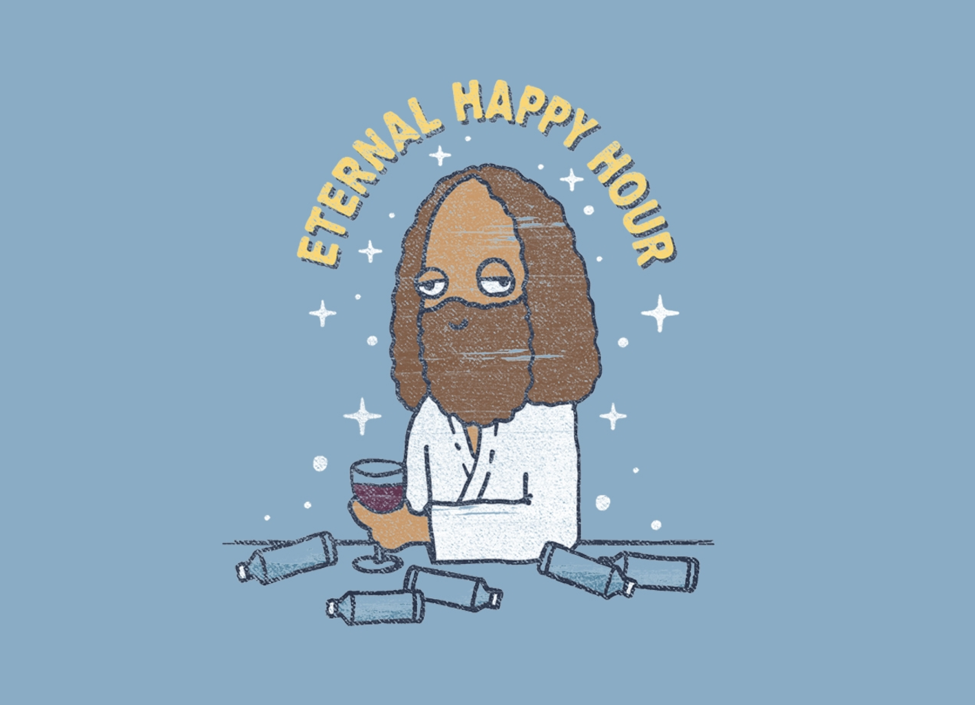 Threadless: ETERNAL HAPPY HOUR