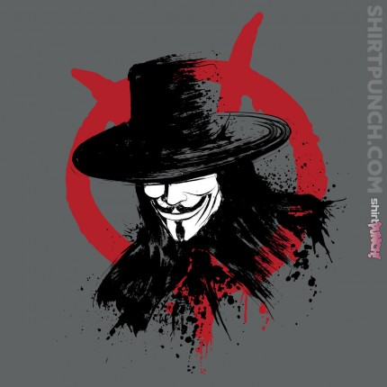 ShirtPunch: Revolution is Coming