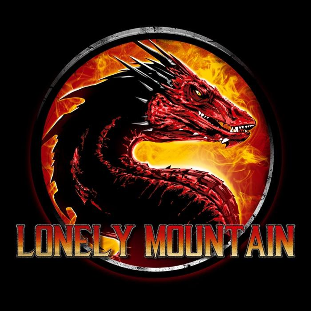 Once Upon a Tee: Lonely Mountain