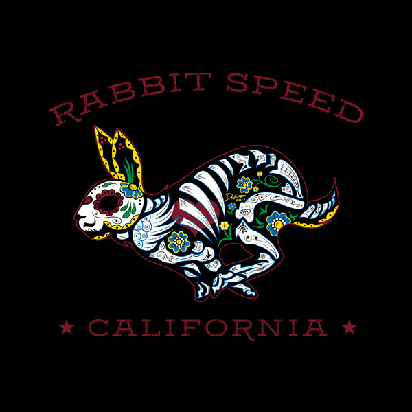 NeatoShop: Rabbit Speed Dia de Los Conejos