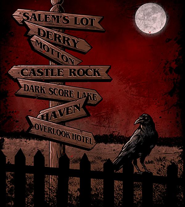 teeVillain: Horror Crossroads